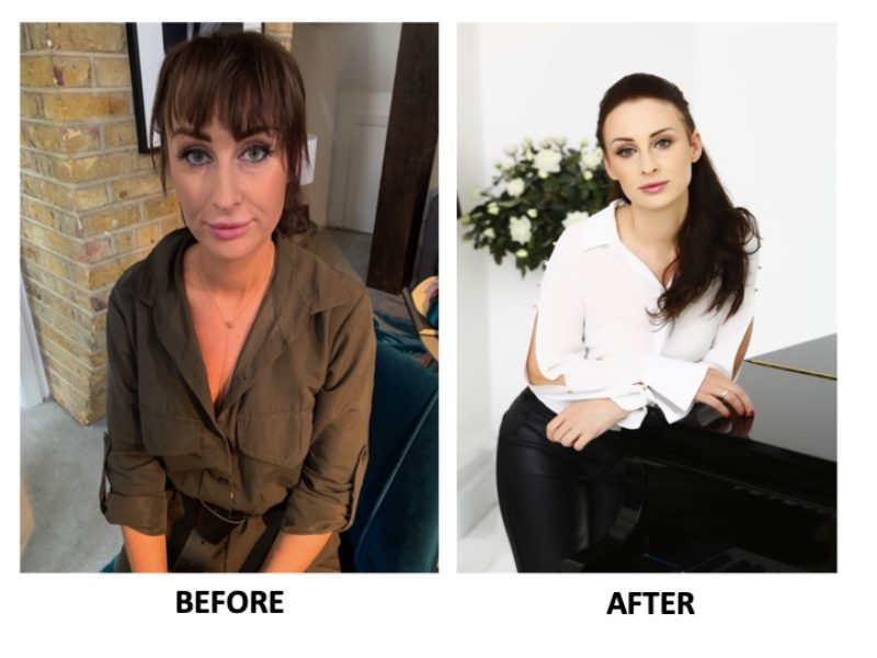 Personal Stylists help reveal the real you!