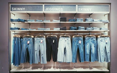 It's time to bring out your Jeans!